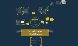 Forensic Author Identification
