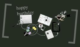 papa's verjaardag