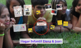 Copy of Hogar Infantil Elena & Juan