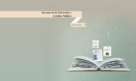 Copy of Secretaría de Hacienda y Crédito Público
