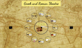Roman and Greek Theatre