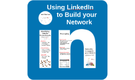 Using LinkedIn to Develop & Execute Your Relationship Action Plan