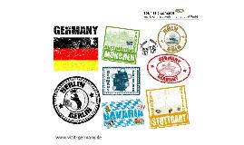 Germany - your favorite destination