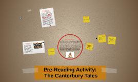 Pre-Reading Activity: