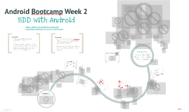 Android Bootcamp Week 2