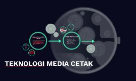 Teknologi Media Cetak