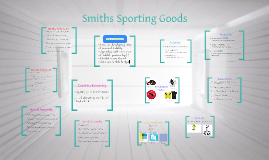 Small Business Management Team: Smith's Sporting Goods