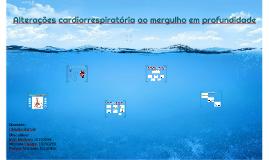 SMF II _ Alterações cardiovasculares ao mergulho