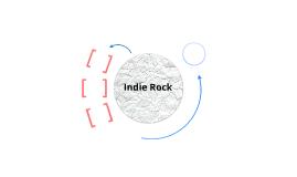 Historia del Indie Rock