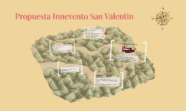 Propuesta Innevento San Valentin