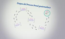 Copy of Etapas del Proceso Penal guatemalteco