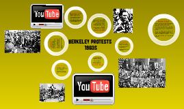 berkeley protests 1960s