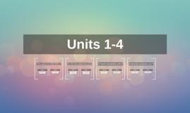 Units 1-4