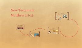 New Testament Scripture Passage