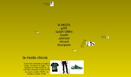 Copy of La Moda