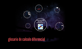 Copy of glosario de calculo diferencial