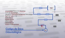 Código de Ética Odontológia