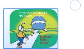 ESTADO E CIDADANIA NO BRASIL (PG.265)