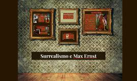 Surrealismo e Max Ernst