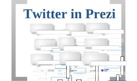 Copy of Twitter in Prezi