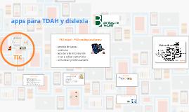 apps para TDAH y dislexia