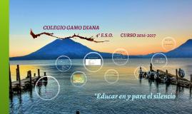 GAMO DIANA 2016-2017 4º C