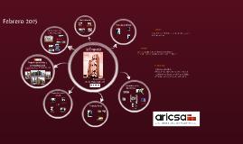 Copy of Aricsa Constructora 2015 guinda