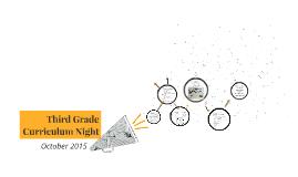 Copy of Third Grade Curriculum Night