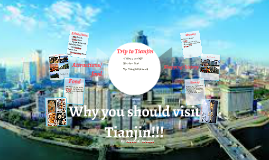 Why you should visit Tianjin
