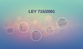 Copy of LEY 715/2001
