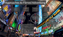 Codes and Conventions of TV Ads