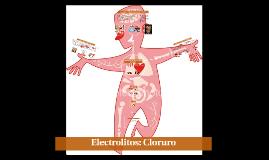Electrolitos: Cloruro