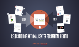 RELOCATION OF NATIONAL CENTER FOR MENTAL HEALTH