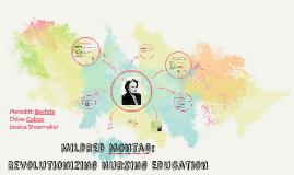 Mildred Montag: