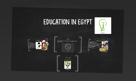 EDUCATION IN EGYPT