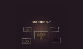 Copy of MARKETING 360°
