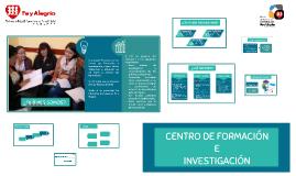 CENTRO DE FORMACIÓN E INVESTIGACIÓN DE FE Y ALEGRÍA - ECUADOR