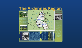 The Hills and Forests of the Ardennes
