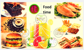 Food Time- Base de Datos Sustentacion