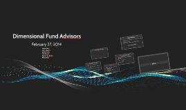 Copy of Dimensional Fund Advisors