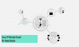 kemal's cross fit circuit