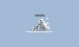 Copy of HIKING