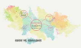 CRISIS VS. CHALLENGE