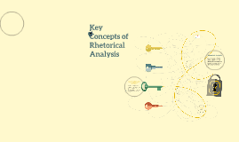 Key Concepts of RhetoricAnalysis