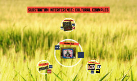 Substratum Interference in Mérida, Yucatán: A Cultural Approach