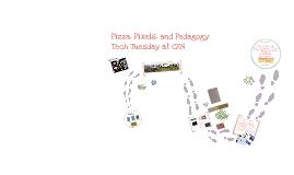 Pizza, Pixels, and Pedagogy:  Tech Tuesday at CSN