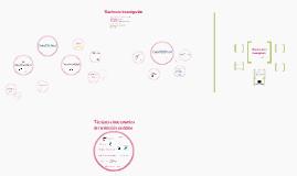 Diseño y alcances de investigación