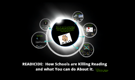 Book Presentation  - Readicide by Kelly Gallagher
