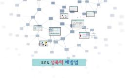 사이버 성폭력 예방법