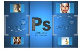 Como usar Photoshop